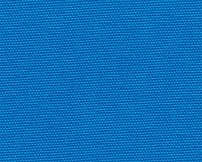 TOILE EN DRALON : Bleu caraïbe