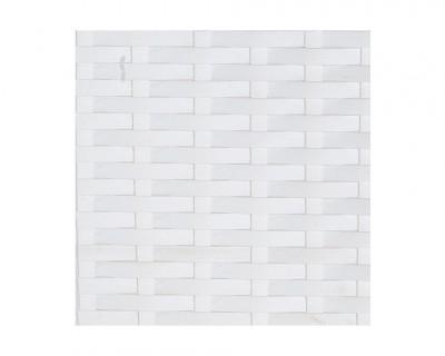 Fibres Synthétiques Blanc