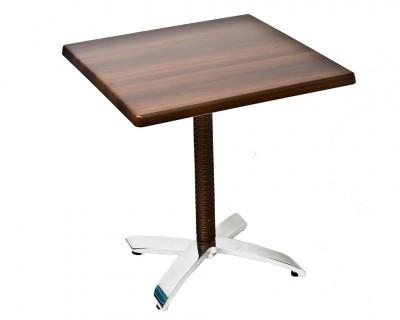 Table Stratifiée Pied en Aluminium (S700)