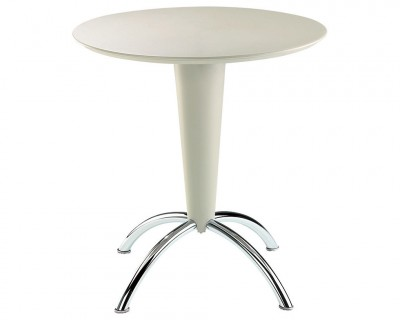 Table Flamingo en ivoire