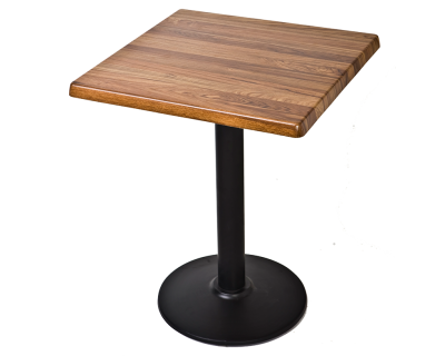 Table Stratifiée Pied en fonte (TB101)