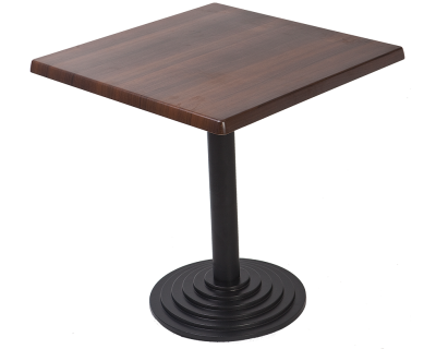 Table Stratifiée Pied en fonte (TB107)