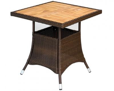 Table Mirano dessus teak