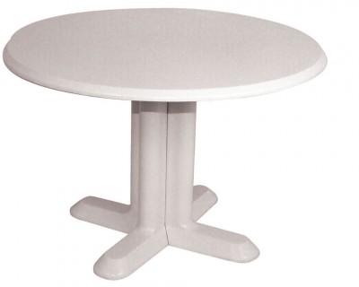 Table Stratifiée Pied Plastique