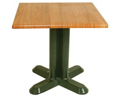 Table Stratifiée Pied en Plastique