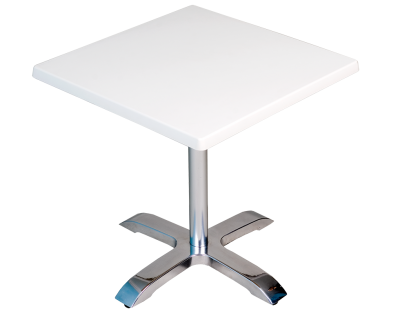 Table Stratifiée Pied en Aluminium (S615)