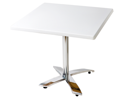 Table Stratifiée Pied en Aluminium (S700 )