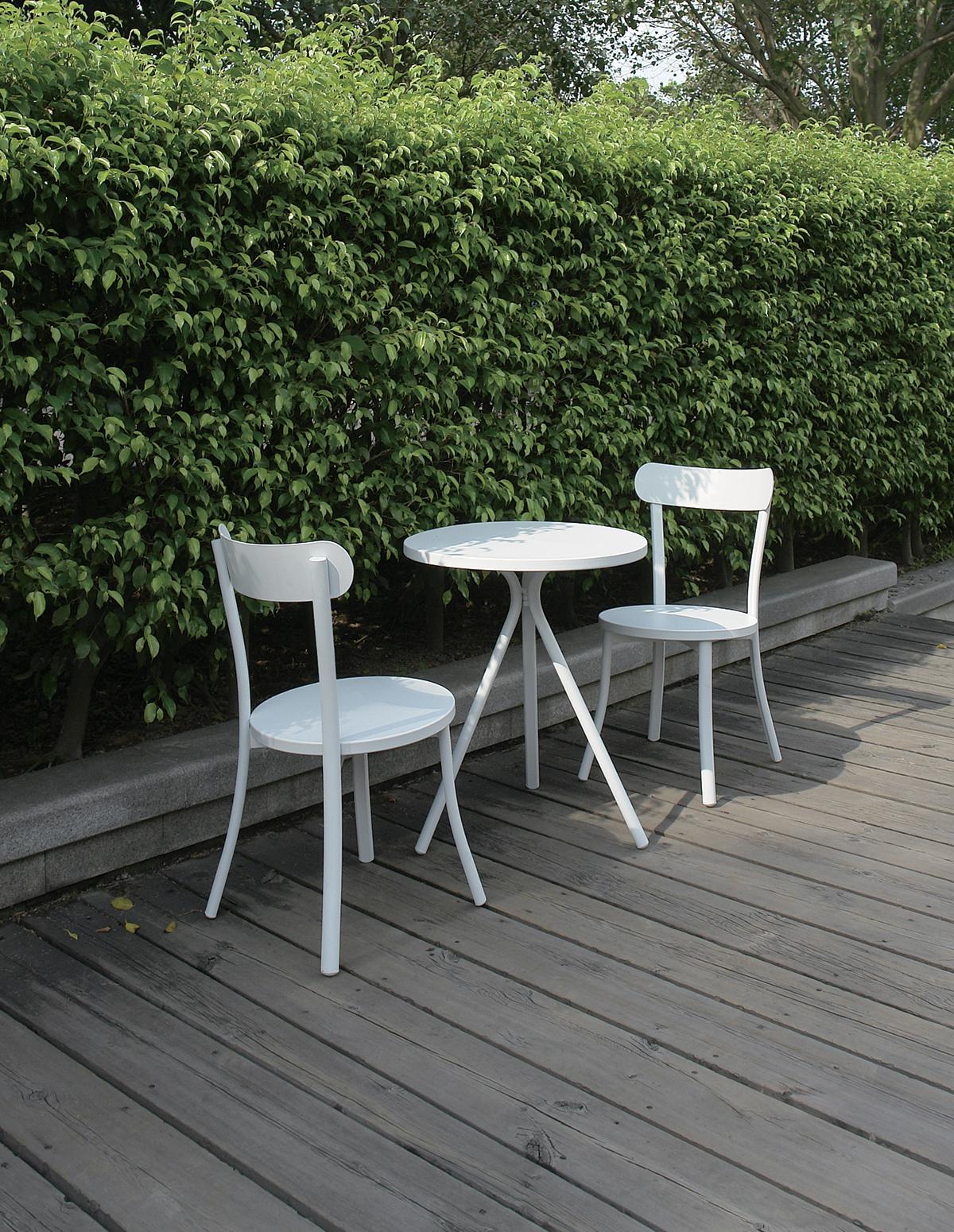 Chaise Marbella Bois Mobilier De Jardin Meuble Design Int Rieur Ext Rieur