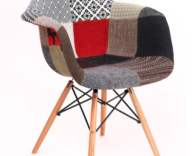 EAMS ARMCHAIR PATCHWORK