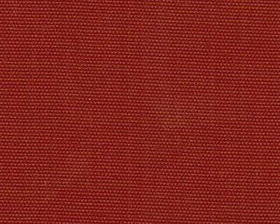 TOILE EN DRALON : Rouge brique