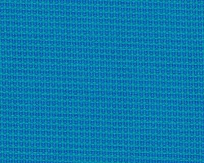 TOILE EN DRALON : Bleu turquoise