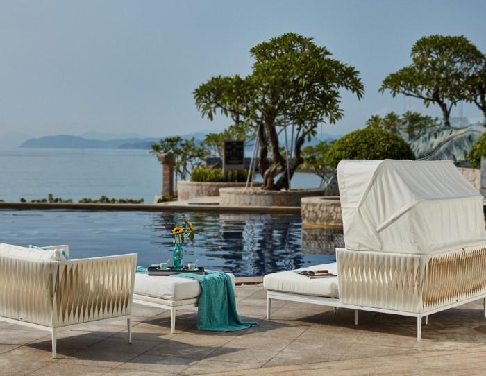 CASABLANCA DAY-BED - Mobilier de jardin Meuble design ...