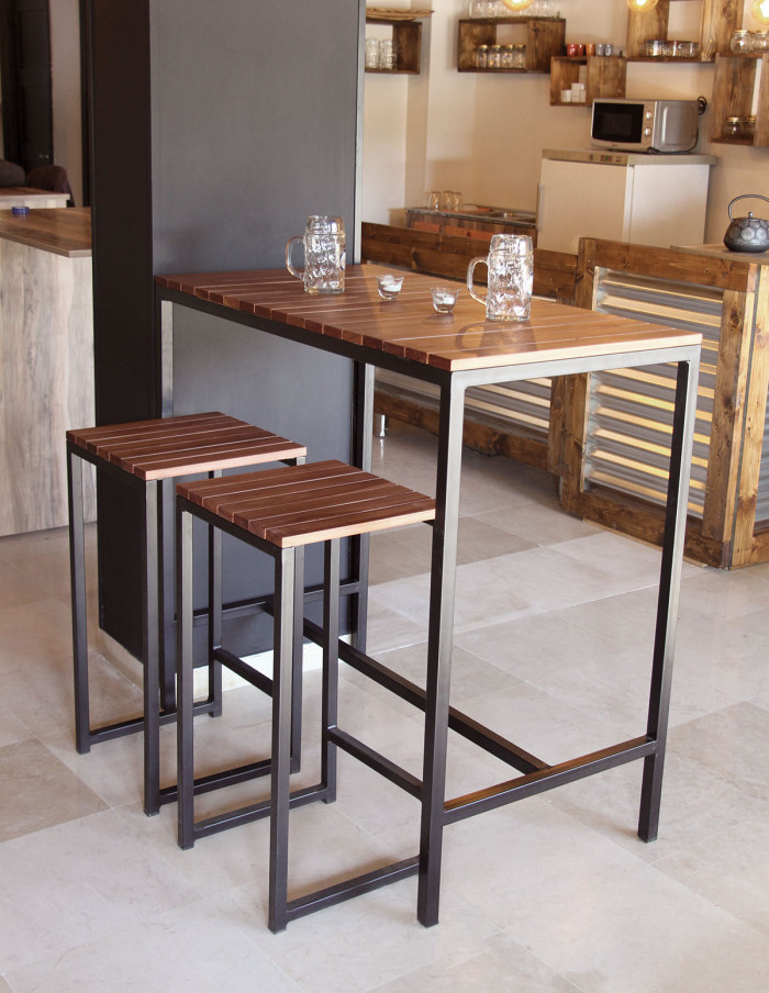 table haute exterieur petite table haute exterieur pieds noir tya with table haute exterieur. Black Bedroom Furniture Sets. Home Design Ideas