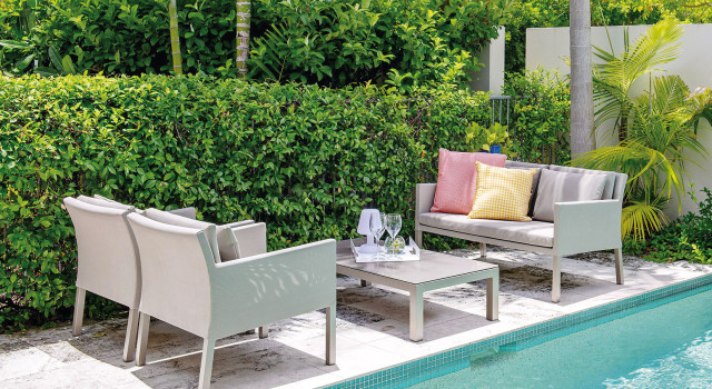 COLLECTION - Mobilier de jardin Meuble design Intérieur Extérieur
