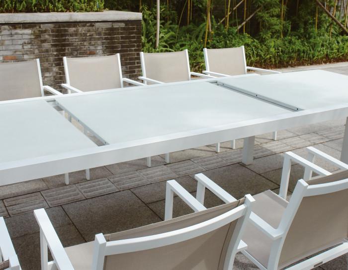 De Meuble Nova Mobilier Jardin Table Intérieur Extensible Design XZPuki