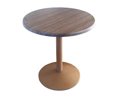 Table Stratifiée Socle teinté (S610)