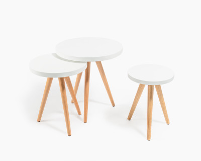 Table basse Ronde ALBANY